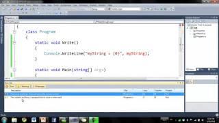 Урок языка программирования c# (си шарп) №6 - Visual C#  №6  Функции