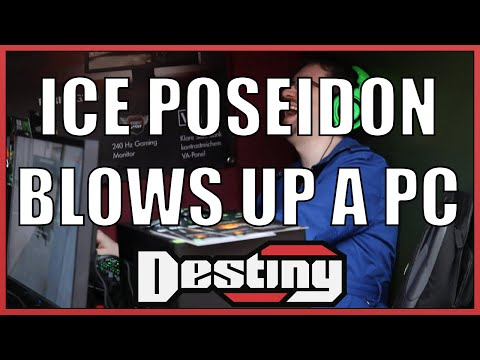 Helping Ice Poseidon - part 4 - Ice blows up his other PC