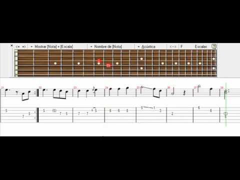 Pirates Of the Caribbean Tab-Guitar pro 5.2 Tab