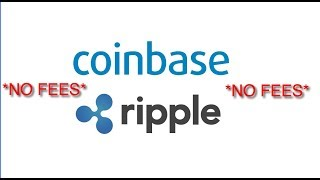 How to buy Ripple using Coinbase without fees...