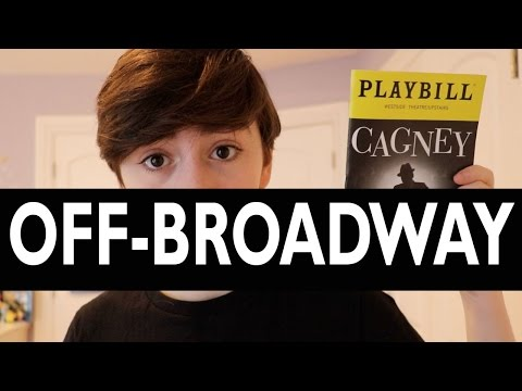Off-Broadway Experience   Cagney!