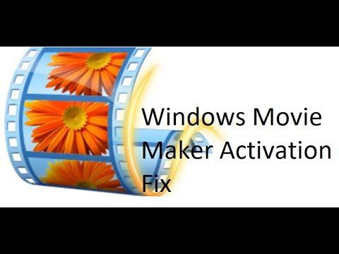 how to fix windows movie maker windows 10