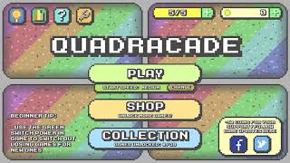 Quadracade: iOS / Android Gameplay Part 1 (by Kieran Haden)