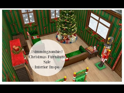 Christmas Furniture Sale 2016 The Sims Freeplay