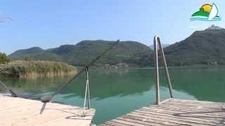 Urlaub in Kaltern direkt am See