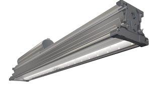 видео уличные светодиодные светильники на столбы