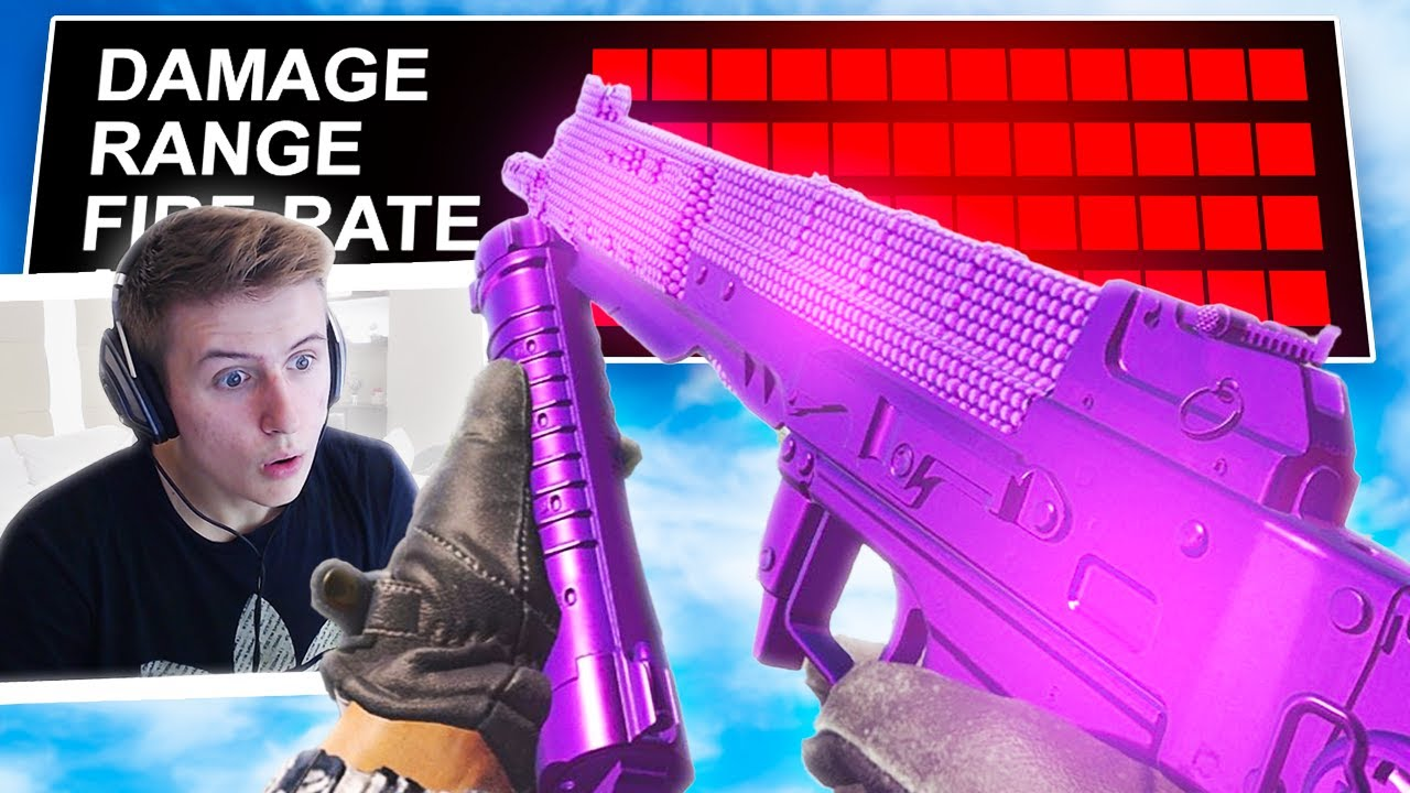 I was WRONG about the BULLFROG *INSANE* (Call of Duty Warzone)