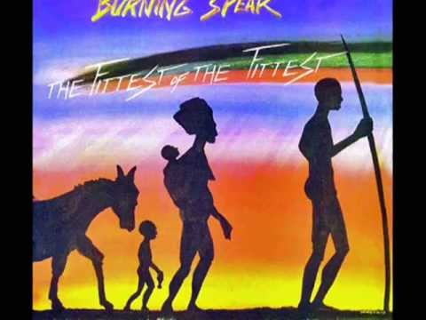 Burning Spear - Cry blood Africa