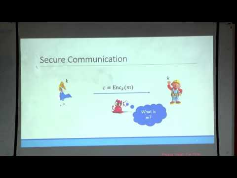 Cryptographic Techniques for Cloud Security Challenges - Nishant Chandran