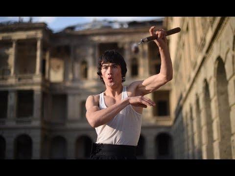 Afghanistan's Bruce Lee
