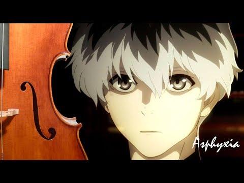 """asphyxia"" - Tokyo Ghoul:re Opening (String Quartet) ""東京喰種トーキョーグール:re"" OP"