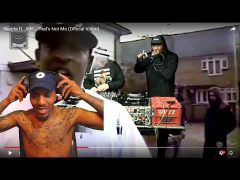 Skepta ft JME - That's Not Me Official Video | REACTION