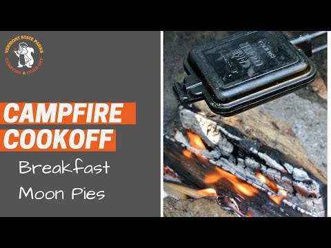 Campfire Cook-off: Breakfast Moon Pies