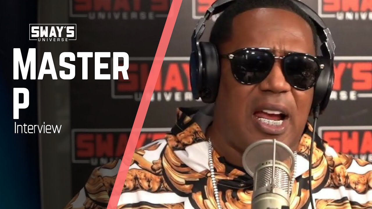 Hip-Hop Legend Master P Talks Building The No Limit Empire and Creating New Opportunties