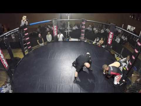 Ultra MMA   Watford   Josh Bisgrove Vs John Sutton