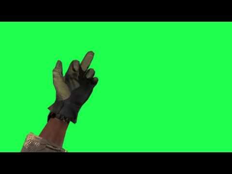 Middle Finger Animation ХРОМАКЕЙ