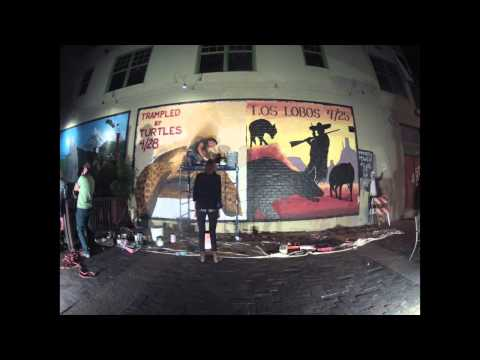 Trampled By Turles mural by Joe Pagac Time Lapse