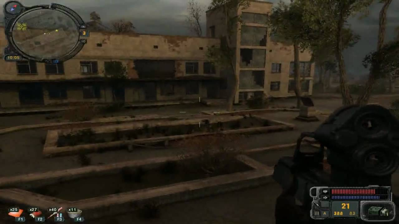 As in Stalker: Call of Pripyat to make immortality through various methods