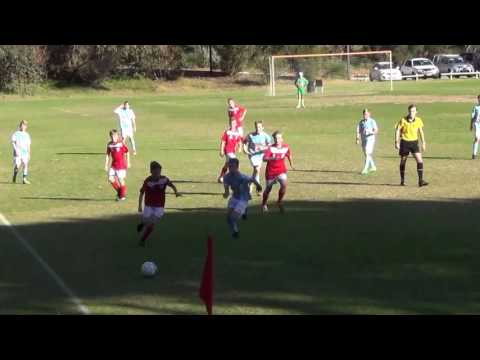 U12NPL ECU Joondalup vs Perth Soccer Club (1st half) Perth, Australia