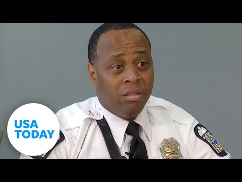Black and blue: The double pain of being a Black police officer | USA TODAY