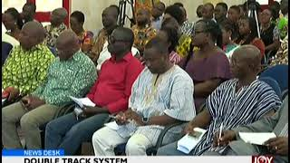 """Government Is Focused On Transforming Education In Ghana"" - News Desk on JoyNews (15-8-18)"