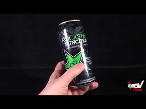 Random Spot - Rockstar Punched Citrus Punch Energy Drink