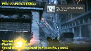 Special 80th Platinum: Crysis 2 Platinum - PS3