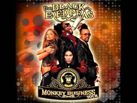 Black Eyed Peasmy style
