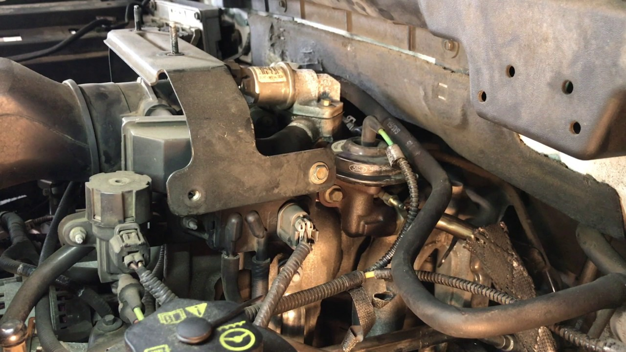 Maxresdefault likewise Maxresdefault furthermore Maxresdefault besides Solenoid together with Hqdefault. on ford explorer egr valve location