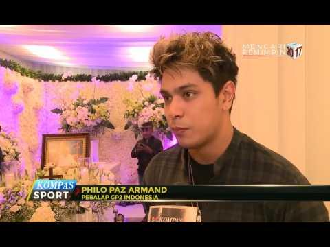 Ayah Pebalap Philo Armand Meninggal Dunia
