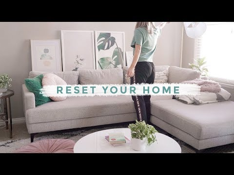 Get Your Life Together: Home Reset | Clean With Me ⚡️