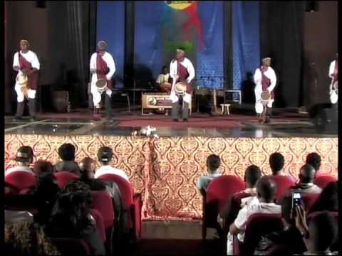 """Crane Performers Uganda"" Concert in Eritrea - 2012"