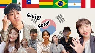 ¿Qué piensan los coreanos de América Latina?