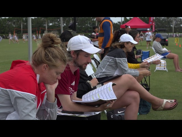 Recruiting at CSE Women's Lacrosse Events