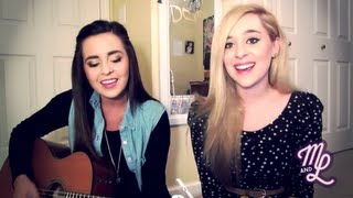 taylor swift i knew you were trouble by megan and liz