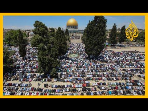 ???? ???? رفض فلسطيني للمخطط السعودي للوصاية على المسجد الأقصى  - 01:00-2020 / 6 / 3