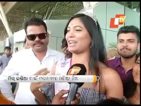 Girls Deserve To Live Their Dreams: Femina Miss India Orissa 2018 Shrutiksha Nayak