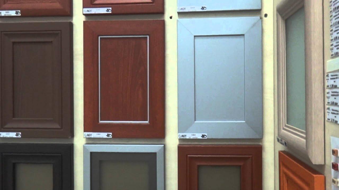 Оборудование KOCH для производства рамочных фасадов - YouTube