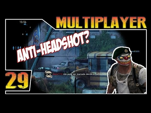 The Last of Us Remastered - Multiplayer Parte 29 - Anti-Headshot?  (¬‿¬)
