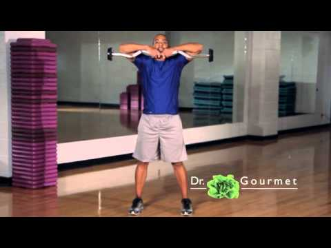 barbell  upright row squat  youtube
