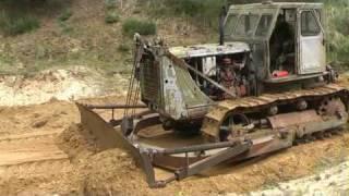 Repeat youtube video T-100 Russian Bulldozer