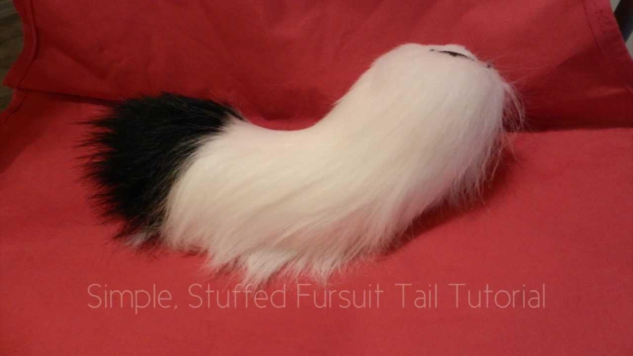 Fursuit Tail Tutorial Vlog 5 You