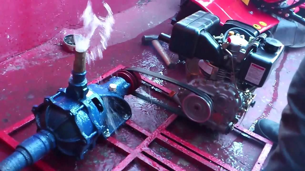 Motobomba com motor toyama 5 0 cv diesel partida manual for Motor piscina 0 5 cv