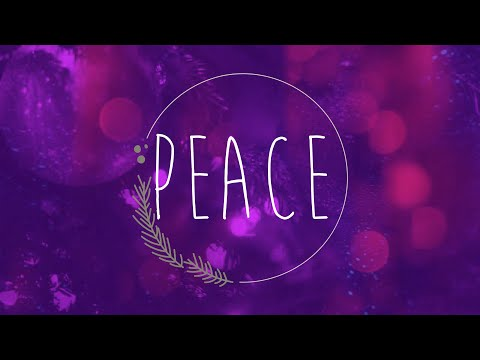 Water City Church // 600 Advent - PEACE
