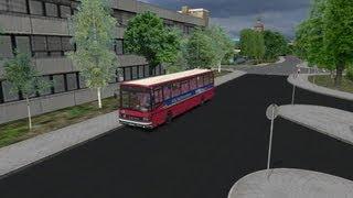 Let's play 'OMSI' - Ahlheim / Linie 100 mit dem Setra S 215 UL (HD)