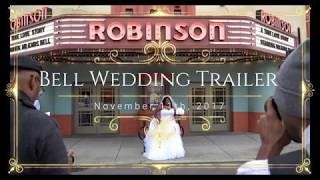 Bell Wedding Trailer   Richmond, VA   Robinson Theater   4K