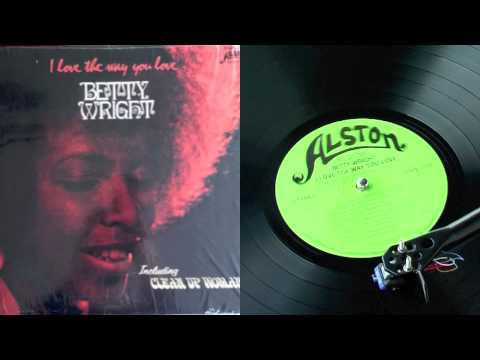 Clean Up Woman - Betty Wright - Soul on Vinyl