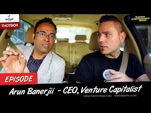 FINTECH CEO PREDICTS COLLAPSE OF BANKING INDUSTRY -Arun Banerjii on The Uber Experiment Reality Show