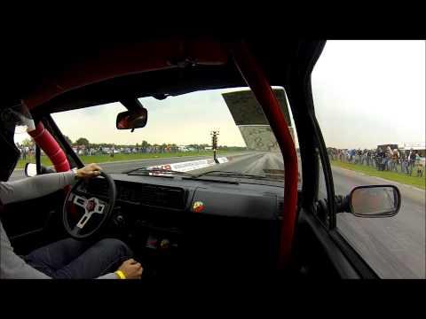 09-08-2013 Drachten - Fiat Ritmo 130TC Abarth w/ NOS