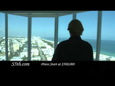 Real Estate in Miami's South Beach, Hot new Aerial Video, Penthouses and more.....